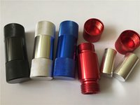HORNET Aluminium Pollenpresse Presser Kompressor Gascracker, Sahnekneter, N20 Öffner liefern wir auch Mühle Tabak, Pfeifen HG009