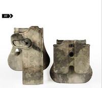 오른 손 1911 용 폴리머 소총 용 전술용 홀스터 파우치