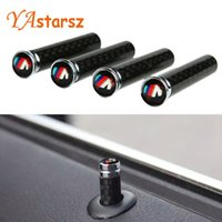 4PCS Set M Tech Stainless Steel Car Lock Modified Door Pin F...