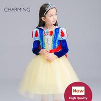 Childrensdress Dress Up Games voor Meisjes Meisjes Fancy Dress Fairy Tale Characters Jurk A Girl China Online Groothandel