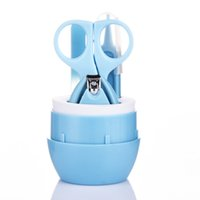 AC007 Newborn Lovely Mini Including Baby Scissors Nail Clipp...