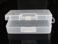 New Fashion Plastic Box Small Hardware Pieces Case Holder Co...