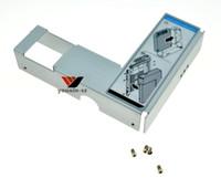 """Adaptador Dell de 3.5 """"a 2.5"""" para SAS / SATA Tray Caddy F238F / G302D / X968D 9W8C4 Y004G"""