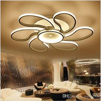 New Surface Mounted Modern Led Ceiling Lights For Living Roo...