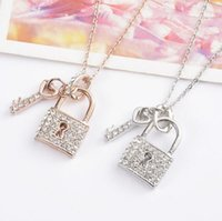 Hot sale Creative style ladies necklace WFN623 (with chain) ...