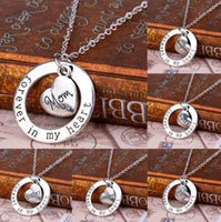 Family Member Gifts Silver Plated Mom Grandma Daughter Siste...