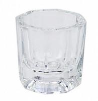 Vidro Dappen Prato Nail Art Acrílico Titular Líquido Recipiente De Cristal Matiz Tigela Nail Art Equipment