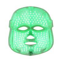 2017 최신 도착 7 색 LED 가벼운 치료 마스크 주름 제거 얼굴 기계 마스크 가정용 CE 승인 DHL 무료 배송