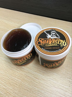Nuovo Suavecito Pomade Hair Waxes Strong Style Restoring Pomade Hair Gel Style Tools Firme Hold Big Skeleton Slicked Back Capelli Olio Cera Fango