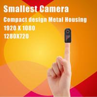 QQ6 Mini Kamera Full HD 1080 P Geniş Açı Mikro Kamera Ile Hareket Algılama Sensörü HD USB Mini DV Kamera Gece Görüş Kamera