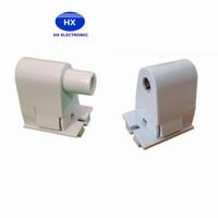 FA8 Baz Tipi FA8s Lamba Üsleri tek pin İğne T8 T10 T12 LED tüp lamba üsleri için lamba tutucu