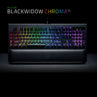 Razer BlackWidow Mechanical Gaming Keyboard BlackWidow Chrom...