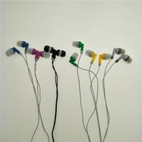 Wholesale Bulk Earbuds Earphones Headphones for School Classroom, Libraries, Hospitals,Theatre Museum Gift 500pcs