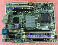 Scheda dell'apparecchiatura industriale per scheda madre originale DC7900 SFF 462432-001 460969-001 / 2 460978-000 Q45 LGA775 DDR2 BTX funziona perfettamente