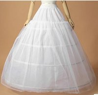 4 anillo grande enagua para vestido de boda dres de la boda Nueva llegada enagua Crinolin capa blanco de la boda vestidos de novia