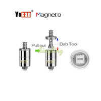 Yocan Magneto Wax Pen Kits Replacement Ceramic Head Coils Wi...