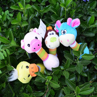 cheap chews cute cartoon puppy dog chew best mix color chirstmas deer pig plush sound for dog toy
