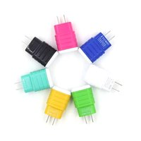 Colorful USB chargers US or EU Plug 2. 1A Dual USB Wall Charg...