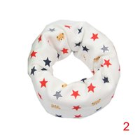 Wholesale- Warm Baby Cotton Scarf Kids Child Scarf Boys Girl...