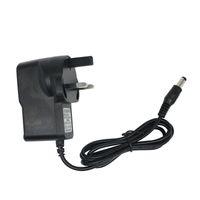 Edison2011 12V 1A Netzteiladapter 5,5mm x 2,1mm Sicherheitsfachmann Konverter UK US AU EU Adapter