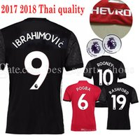 Free patch 2017 2018 Thai AAA best Quality adult Shirts size...