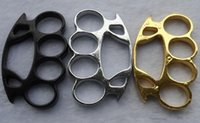 QTY 1 FAT BOY RENEGADE THICK BLACK BRASS Gold Silver KNUCKLE...