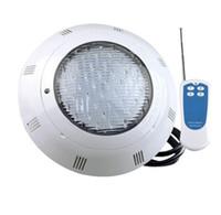 RGB تجمع الضوء LED كول حمامات بيضاء 18W 24W 35W AC 12V سباحة بركة حمام السباحة IP68 أضواء تحت الماء مصباح تزامن تحكم CE روش