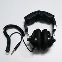 Freeshipping Untertagegoldmetalldetektor-Kopfhörer für T - zwei oder G-NN-T
