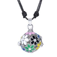 2017 HOT Harmony Ball Angle Locket Necklaces Bohemian Pregna...