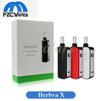 Authentic Airisvape Herbva X Kit 3 in 1 Wax Herb Vaporizer S...