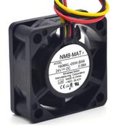 Nowy 1606KL-05W-B59 40 15 4 CM 24 V.08A Wentylator Trzy Linia Drive dla NMB-MAT 40 * 40 * 15mm