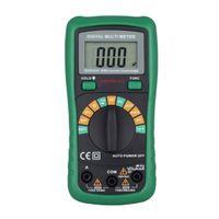 UT33D / UT136B 디지털 자동 범위 파워 LCD 멀티 미터 전압계 전류계 OHM 커패시턴스 측정기 E00661