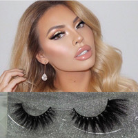 100% Handmade 3D Full Strip False Eyelash Long Individual Ey...