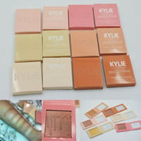 6 Color Kylighter Kylie Highlighters Kylie Cosmetics Strawbe...