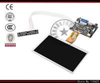Monitor LCD TFT da 7 pollici con schermo LCD HD con ingresso HDMI VGA Driver Board Controller per Raspberry Pi