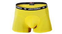 бесплатная Оптовая продажа - новый стиль бренда AUSTINBEM твердые боксеры мода нижнее белье мужчины мягкие модальные брюки ' s гей нижнее белье мужчины боксер шорты