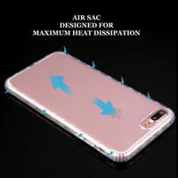 Para HTC Desire 728 X9 A9 830 Sony XA1 Ultra XZ XZS XC C6 XA Ultra XA Z5 Transparente Transparente TPU Contraportada a prueba de golpes Funda delgada para teléfono inteligente