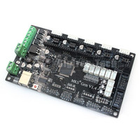 Freeshipping MKS Gen V1.4 carte de contrôle Mega 2560 R3 carte mère RepRap Ramps1.4 compatible avec USB et 5PCS A4988 Pour imprimante 3D