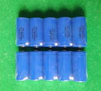 3v all'ingrosso batteria 800pcs / Lot di fabbrica Non ricaricabile al litio CR123A CR17345 16340 DL123A 1500mAh per la macchina fotografica