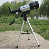 Vendita calda F30070M 150 volte telescopio astronomico Telescopio ad alto ingrandimento HD Telescopio monoculare con staffa