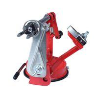 3 in 1 과일 도구 사과 배 감자 슬라이서 기계 껍질 껍질 과일 커터 슬라이서 코어 주방 애플 필링 기계 Cortador