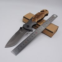 Browning X50 Knife Tactical Folding Pocket Knife Outdoor 440...