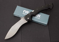 Wholesale COLD STEEL 62KG RAJAH II Huge Tactical Folding Kni...