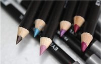 NEW Makeup Eyeliner Pen Pencil Eye Liner Lipliner Pencil 12 ...