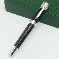 Luxury MARK TWAIN MB black red roller ball pen school and of...