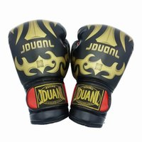 10oz PU Material Breathable Male Fitness Boxing Gloves Muay ...