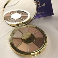 Tarte Rainforest Of The Sea Highlighters Sombreador de ojos de la paleta de volumen III 8 colores Cosméticos de sombra DHL Envío