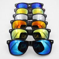5b8a26bb65 Atacado- 2017 Moda Masculina Mirror Sun Glasses Polarized Feminino    Masculino Acessórios Óculos De Sol