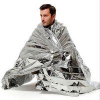 2017 Kit di coperta militare salvavita termica salvavita di emergenza pronto soccorso salvataggio di emergenza coperta all'ingrosso prezzo all'ingrosso