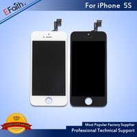 Wholesale- LCD Display Touch Screen Digitizer Full Assembly F...